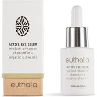 Euthalia Αντιγηραντικός & Καθαριστικός Ορός Ματιών 15 ml