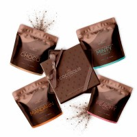 COCOSOLIS Luxury Coffee Scrub BOX